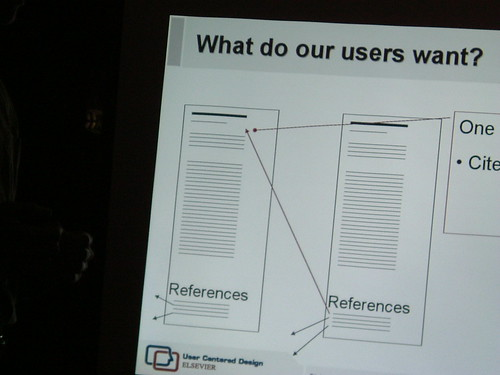 Elsevier's presentation