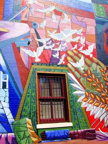 My Favorite Mural in Houston