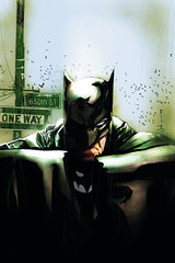 Cover of the Moment:  'Batman' #650