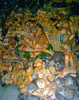 55 Ajanta Caves Artwork---2