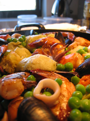 Our Paella