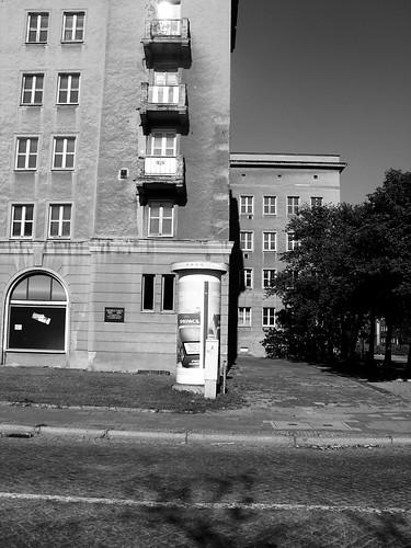 Friedrich-Engels-Straße Höhe Krankenhaus
