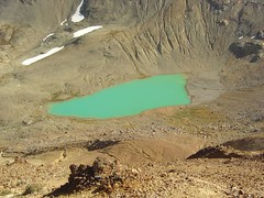 Cold Lake From Ridge