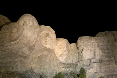 Mount Rushmore! Aug 17, 2005 10:45 PM. Uploaded by: Brian