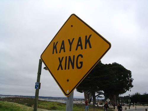 Kayak Xing