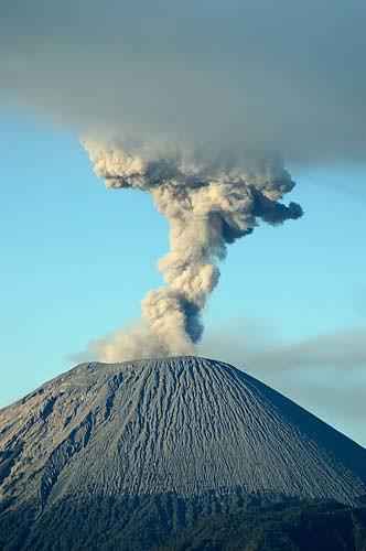 Simmering volcanos creams