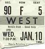 Leafs - January 10, 1990