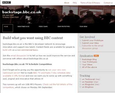 BBCbackstage