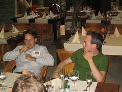 Matthias Berninger und Henning Schürig