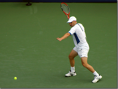 Andre Agassi 01 photo by *istD