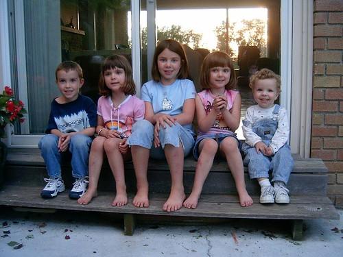The kids, 2004