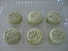 Homemade Mooncakes