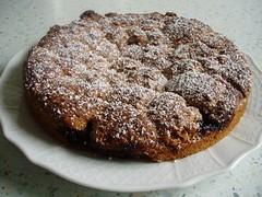 Brombeer- & Zimtkuchen