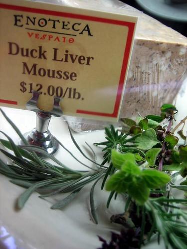 Charcuterie- Duck Liver Mousse