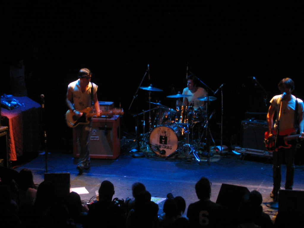 The Cribs @ Bowery Ballroom