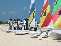 Anguilla Sailboat Race