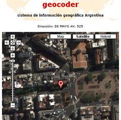 Buenos Aires at Geocoder.com.ar