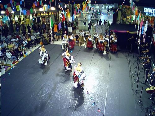 Hispanic Dance Group