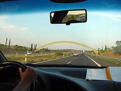 el meridiano de greenwich cruzando cataluña