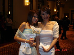 Monash Ball 2005 Flame and Frost - Yee Kheng and Me
