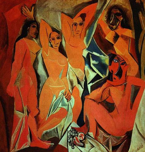 Picasso-demoiselles