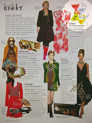 Forestprints.com In Harper's Bazaar Singapore