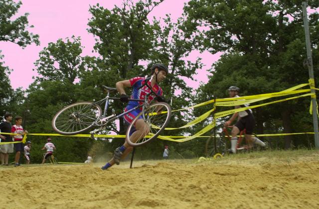 CCC sand sprint