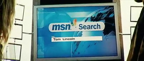 Msn Search en hollywood