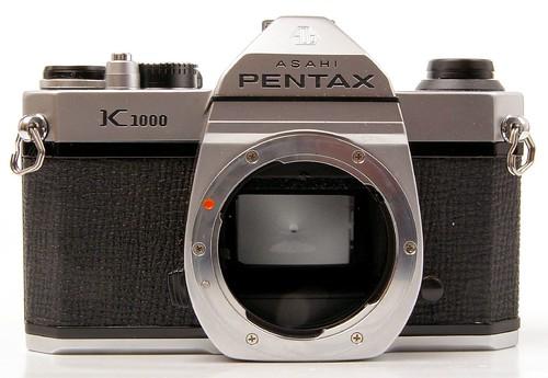 Asahi Pentax K1000