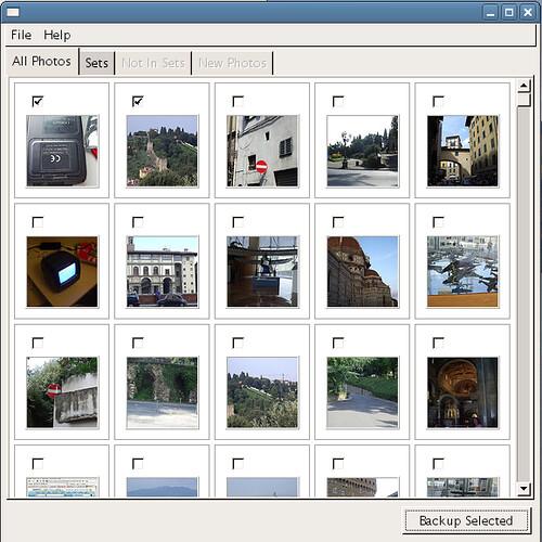 FlickrBackup