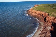 PEI Red Cliffs - Cavendish