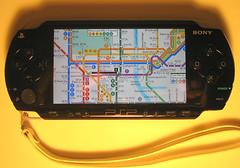 Maps on PSP