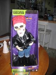 Mr. Spooky