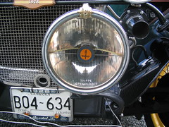 Another Model A Headlight