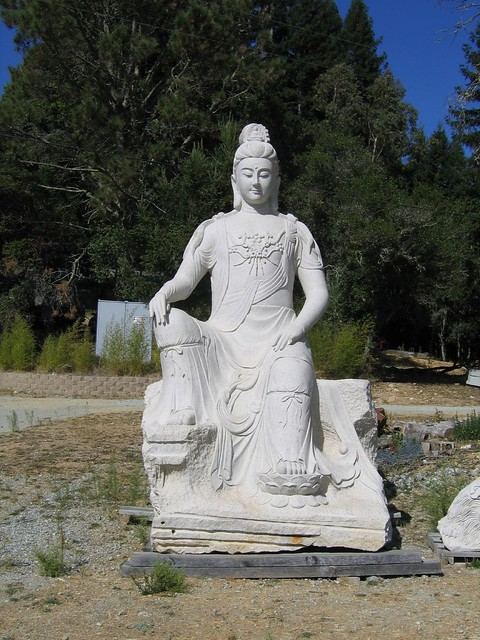 statue at kim son mediation center | Flickr - Photo Sharing!