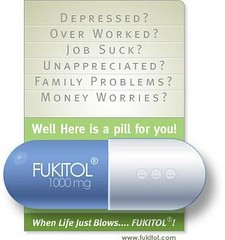 When life just Blows.... FUKITOL