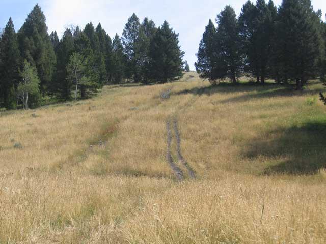 fleecer ridge descent
