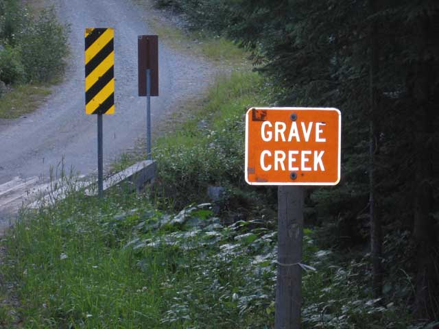 grave creek