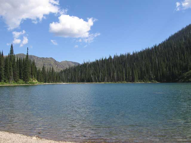 red meadow lake