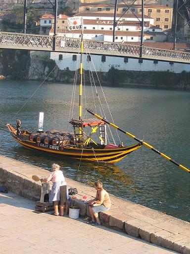 Porto e Coruña 120