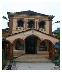 Shree Devaki Krishna Ravalnatha Temple at Goa