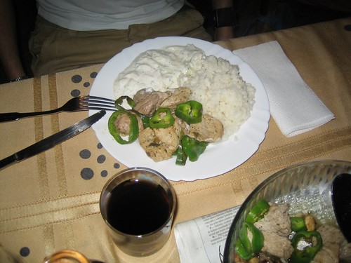 Homemade Souvlaki & Tzatziki