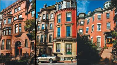 Rebuilding place in the urban space brownstone townhouse for Brownstone townhouse plans