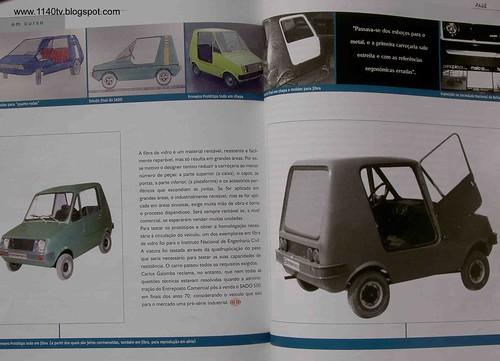 Sado 550 - 1ª série - revista Page n.º 28