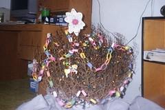 The third Christmas tumbleweed