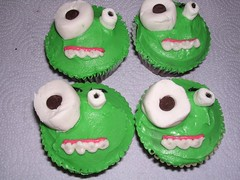 Monster Cupcakes photo by Kyrie416