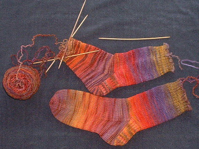 Sue's socks