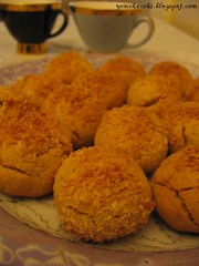 kayısılı kurabiye