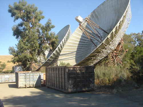 Bracewell Observatory Dishes
