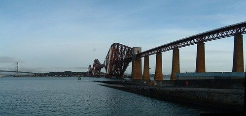 Dia 01- 12-Edimburgo - Quensferry (pano)